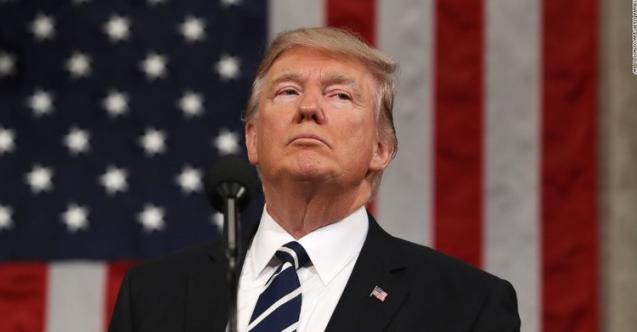 ABD Başkanı Trump'tan ilk açıklama: Onaylamıyoruz!