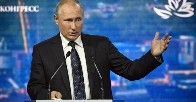 ABD'nin Asya'ya Füze Planı Hakkında Rusya Lideri Putin'den Açıklama