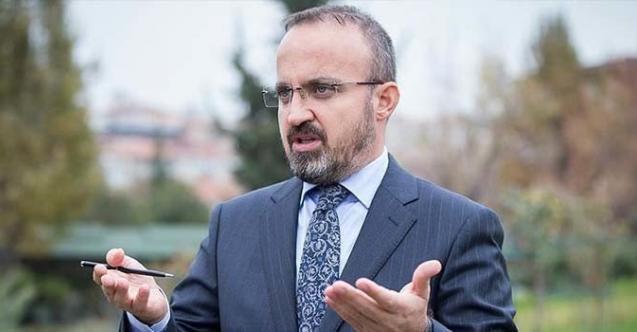 AK Parti'li Turan'dan Tezkere Açıklaması: Savaş Değil Barış Tezkeresidir