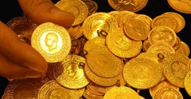 Altın fiyatları ne kadar? Çeyrek altın, gram altın fiyatları düşmeye başladı