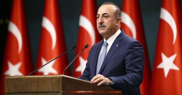 """Bakan Çavuşoğlu : """"Trump'ın Erdoğan'ı örnek aldığını düşünüyorum"""""""