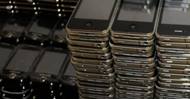 Bakanlık duyurdu: 179 telefon yakalandı