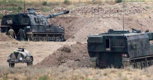 Barış Pınarı Harekatı 4. Gününde! Resulayn kontrol altına alındı 415 terörist öldürüldü