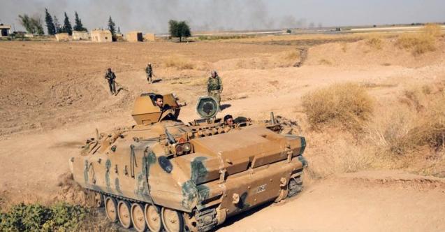 Barış Pınarı Harekâtı'nın beşinci gününde Tel Abyad tamamen PKK/PYD teröristlerinden arındırıldı