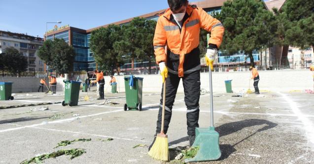 Diyarbakır Sur Belediyesi en az okuryazar 24 temizlik işçisi alınacak!