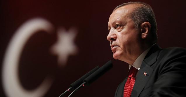 Cumhurbaşkanı Erdoğan Suriye Harekatının Başladığını Böyle Duyurdu