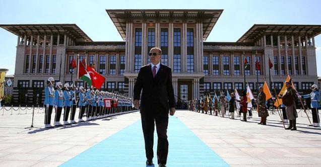 Cumhurbaşkanlığı tarihi ana ait görüntüleri paylaştı!