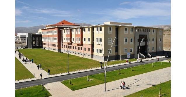 Erzincan Binali Yıldırım Üniversitesi 69 Öğretim Elemanı