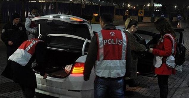 Güvenlik güçlerinden İstanbul'da huzur operasyonu!
