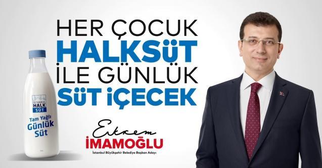 İBB halk sütü İzmir'den aldı! İstanbullular tepki gösterdi