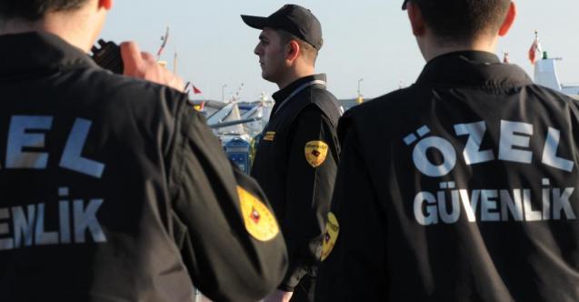 İŞKUR'dan 11- 18 Ekim arası yüksek maaşlı 900 güvenlik görevlisi alımı duyurusu!