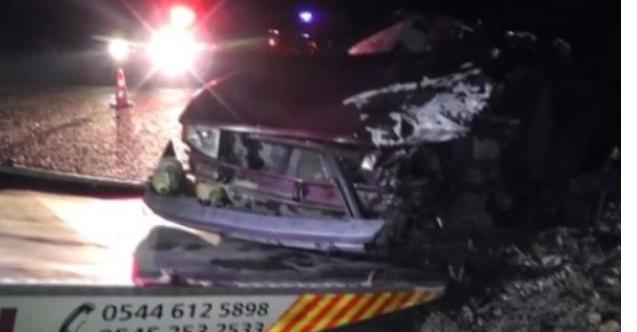 Konya'da facia gibi kaza: 2 ölü, 11 yaralı