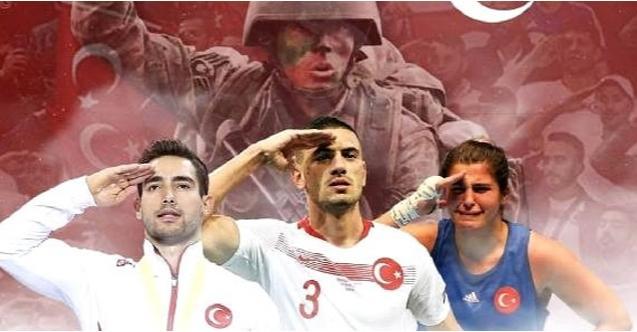 Mehmetçiğe selam gönder kampanyası sosyal medyayı salladı