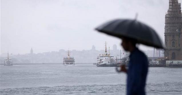 Meteoroloji'den Yağış Uyarısı Geldi ! İşte Yağış Beklenen İller