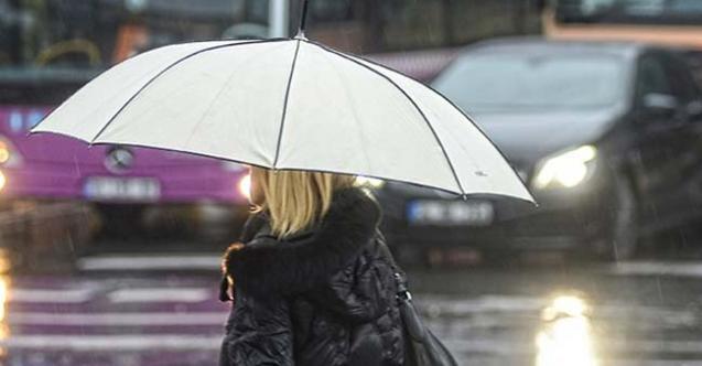 Meteoroloji Saat Vererek Uyardı: Şiddetli Yağış Geliyor