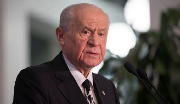 MHP Genel Başkanı Devlet Bahçeli TBMM'nin Yasama Yılı Açılışına Katılmayacak