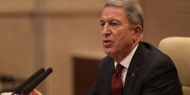 Milli Savunma Bakanı Akar'dan Çok Önemli Açıklamalar