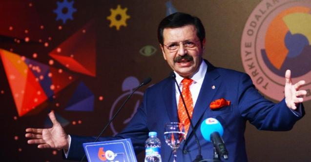 TOBB Başkanı Hisarcıklıoğlu işsizliğin çözümünü açıkladı!