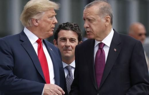 Trump ve Erdoğan'ın sosyal medya üzerinden yazışması sosyal medyaya damga vurdu