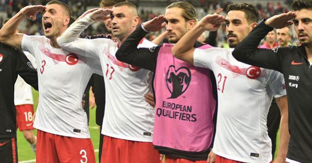 UEFA'dan asker selamına skandal soruşturma!
