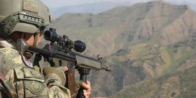 Ağrı'da Terör Örgütü PKK'ya Ağır Darbe Vuruldu