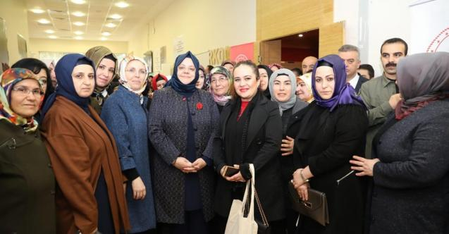 Aile, Çalışma Bakanına göre Türkiye kooperatif sayısı itibarıyla Avrupa'da Üçüncü Sırada