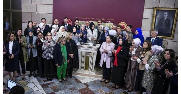 AK Parti milletvekillerinden Özkoç'a toplu kınama!