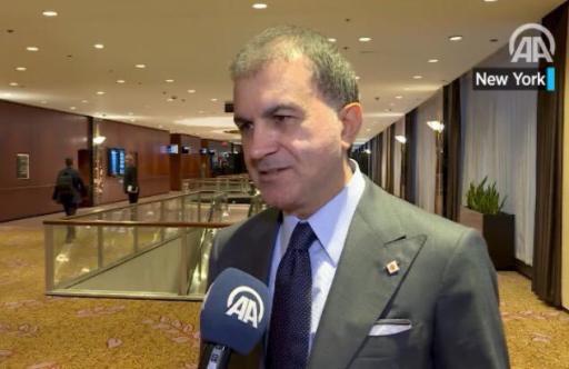 AK Parti Sözcüsü Ömer Çelik: Terörden yana olduklarını tescillediler!