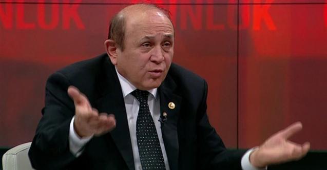AKP eski meclis üyesinden AKP'li Burhan Kuzu'ya nitelikli dolandırıcılık suçlaması!