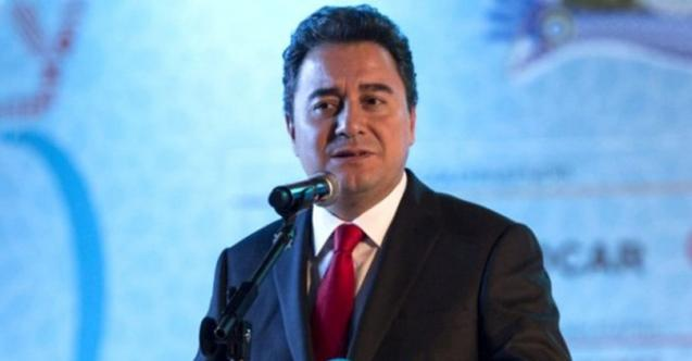Ali Babacan'ın partisi hakkında flaş açıklama: Yeni partinin adı belli oldu!