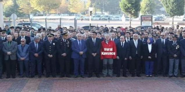 Atatürk'ü Anma Töreninde Rektörden Büyük Ayıp