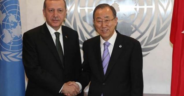 BM Genel Sekreterinden Cumhurbaşkanı Erdoğan Açıklaması: Saygı Duyuyorum