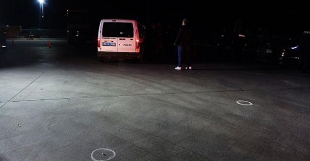 Bursa'da polisle çatıştılar! 1 polis memuru yaralandı