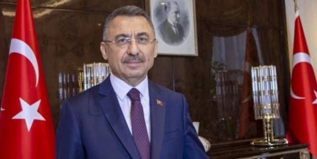 Cumhurbaşkanı Yardımcısı Fuat Oktay duyurdu: İlk 20'deyiz!
