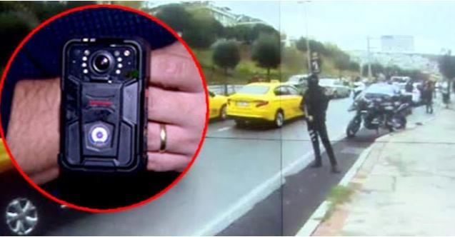 İstanbul'da emniyet kuş uçurtmuyor: 2 bin polise aksiyon kamerası verildi!