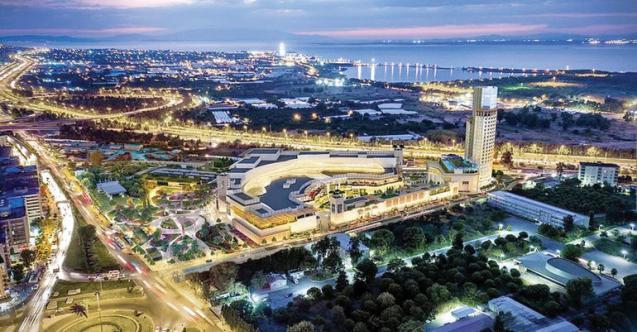 İzmir'de İstinye Park AVM Hızla Yükseliyor ! AVM Açılış Tarihi Nedir? 10 Bin Kişiye İstihdam Sağlayacak