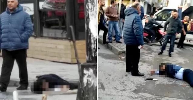 Kan donduran olay: Katil adam öldürdüğü adamın başında polisleri bekledi