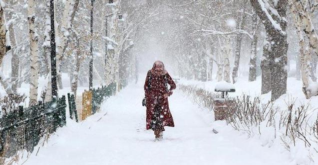 Kar Kapıdan Göründü ! Kış Geliyor: İşte Meteorolojik Tahmin