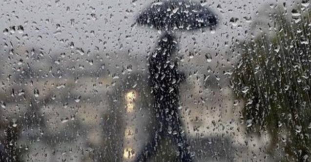 Meteoroloji'den İzmir'e gök gürültülü sağanak yağış uyarısı!