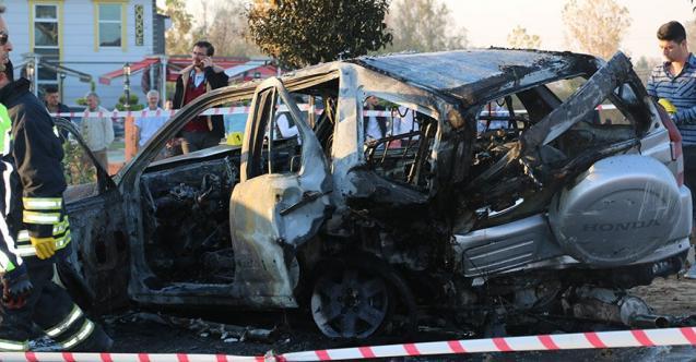 Samsun Cumhuriyet Savcısı Ümit Yılmaz trafik kazası geçirdi! Kazada 8 yaşındaki kızını kaybetti