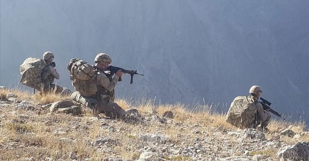 TSK'dan PKK'ya Yönelik Yeni Operasyon ! 175 Timin Katılımıyla Kıran-5 Operasyonu Başladı