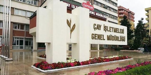 Türkiye Varlık fonuna devredilen ÇAYKUR 750 milyon TL zarar etti!