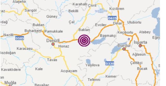 AFAD son dakika duyurdu: O ilde korkutan deprem