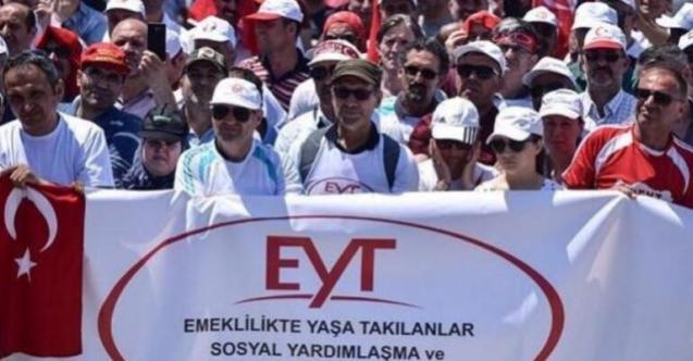 AKP'den EYT itirafı geldi! EYT'lilerin bütçeye maliyeti ne kadar?