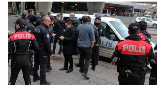 Ankara'da bir kişi ortalığı birbirine kattı: Üzerimde bomba var deyip...