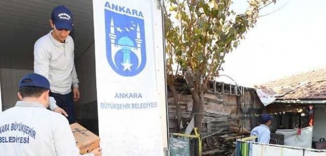 Ankara Büyükşehir Belediyesi sosyal yardım şartlarını duyurdu!