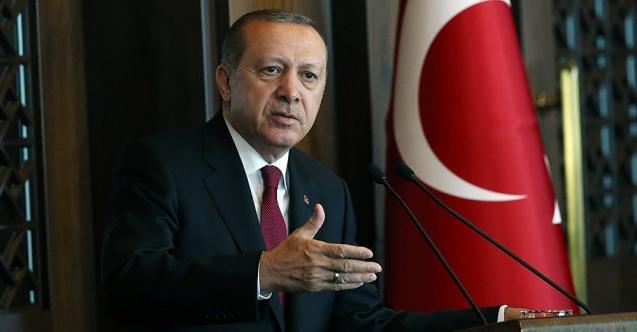 """Cumhurbaşkanı Erdoğan """"müjde vermek istiyorum"""" dedi ve açıkladı!"""