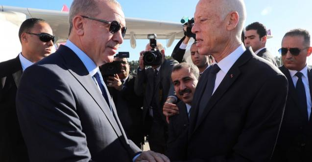 Erdoğan'dan Libya açıklaması: Türkiye davet edilirse icabet eder!