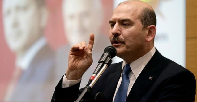 İçişleri Bakanı Soylu'dan dikkat çeken açıklama: 250 bin kişi