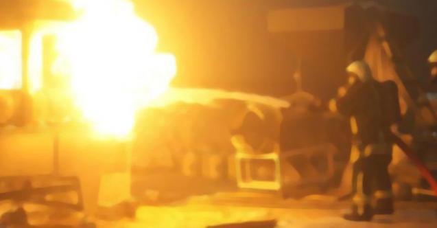 İran'da Düğün Salonunda Patlama ! Çok Sayıda Ölü Var